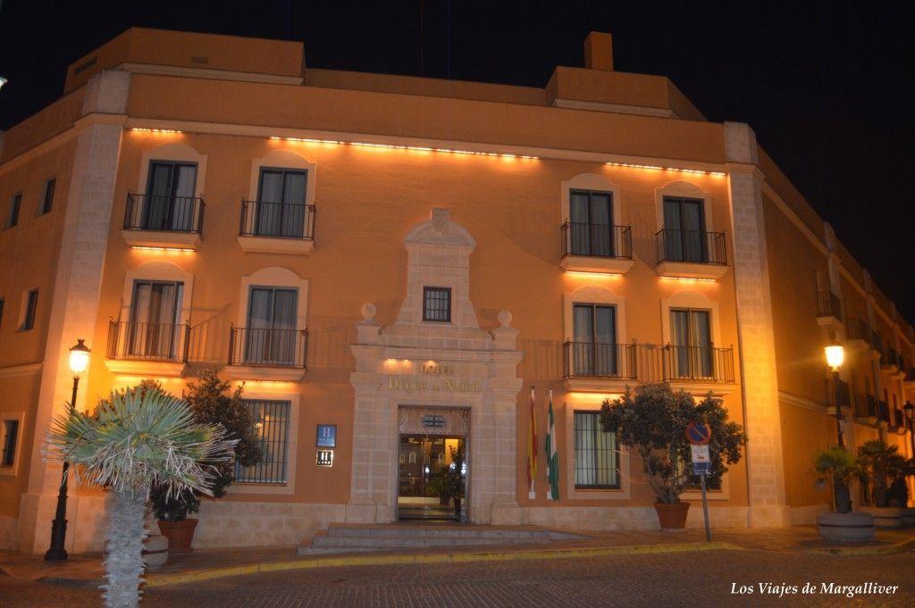 Hotel Duque de Nájera en Rota - Los viajes de Margalliver
